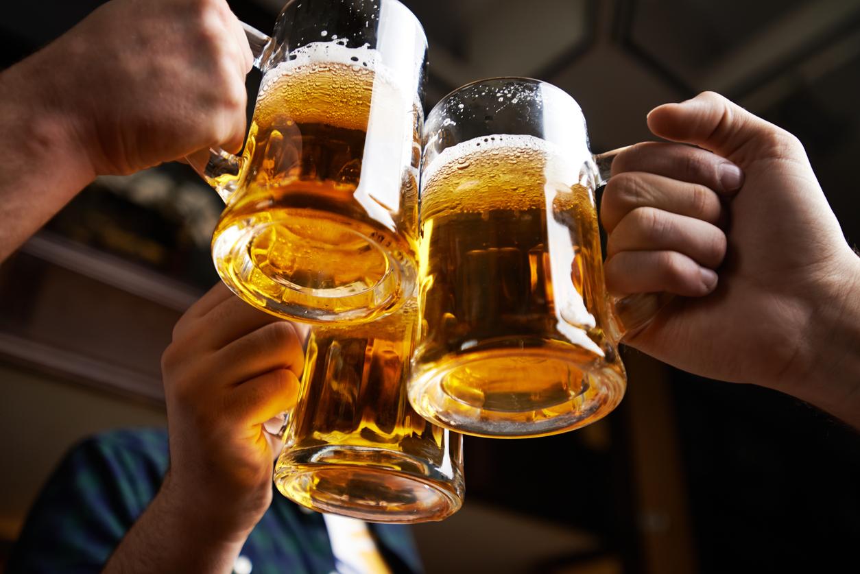 Men Binge Drink