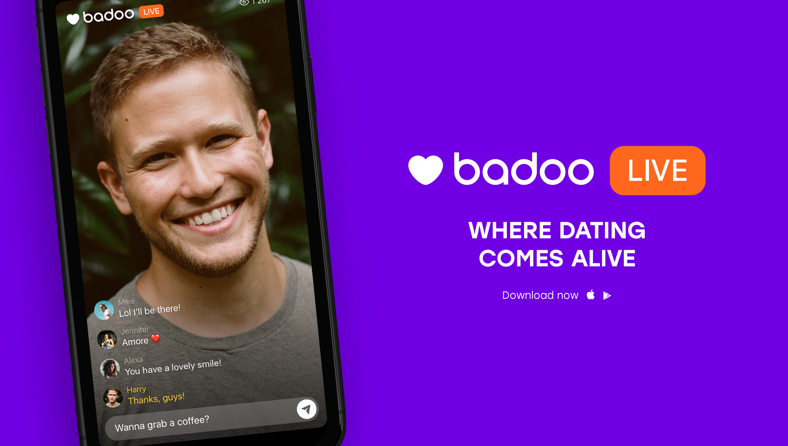 How to find someone by name on badoo