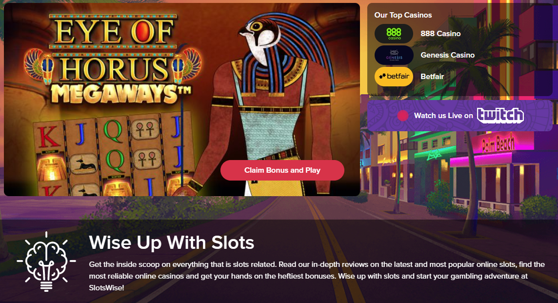 Slotswise Re Launch For Best Online Casino Bonuses Slot Guides News Anyway