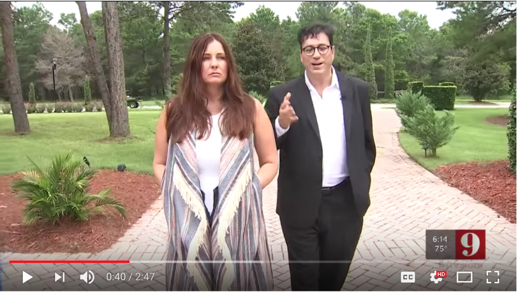 Anna and Don Juravin fighting to protect homeowners against Randall Greene and Bella Collina https://youtu.be/ruVRJuaQqBs