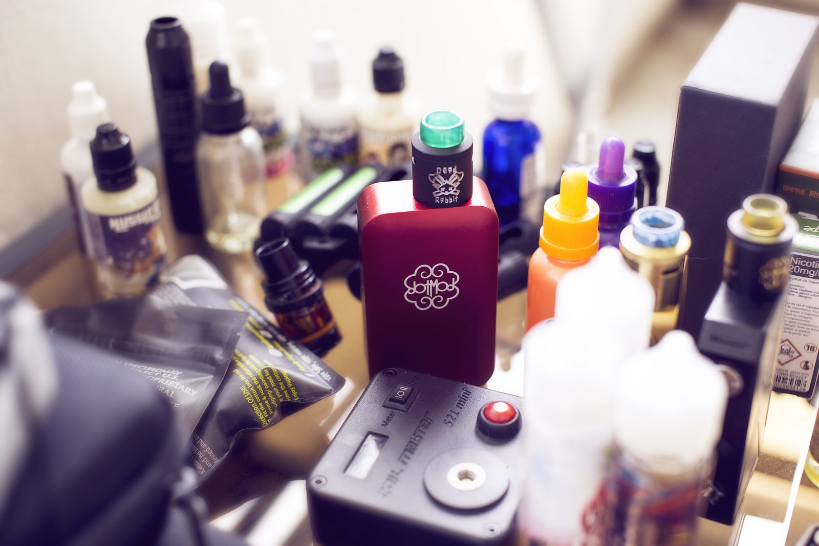Govt Urged to Keep Vape Shops Open, so People Don't Start Smoking Again – News Anyway