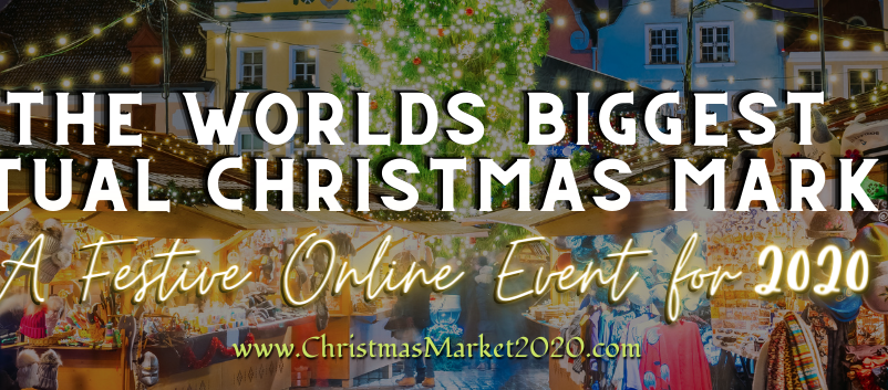 Save The World Christmas Event 2020 Saving Christmas 2020: The Worlds Biggest Virtual Christmas Market